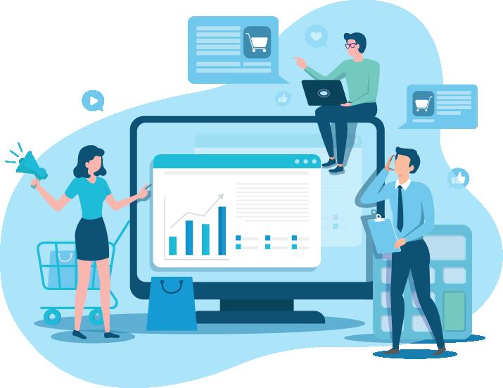digital marketing services by webramp